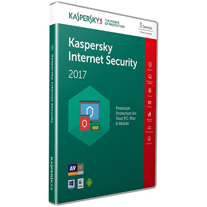 Picture of Kaspersky Lab Internet Security 2017