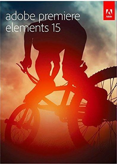 Picture of Adobe Premiere Elements 15
